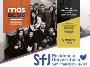 Voluntariado Residencia Universitaria San Francisco Javier